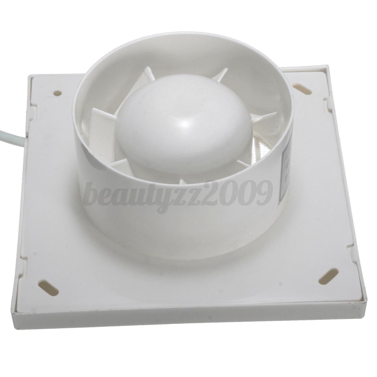 100mm 12w wall exhaust fan ventilation bathroom fan for File f bathroom