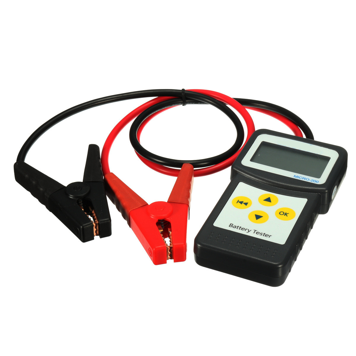 Vehicle Battery Tester : V car battery tester auto vehicle analyzer agm