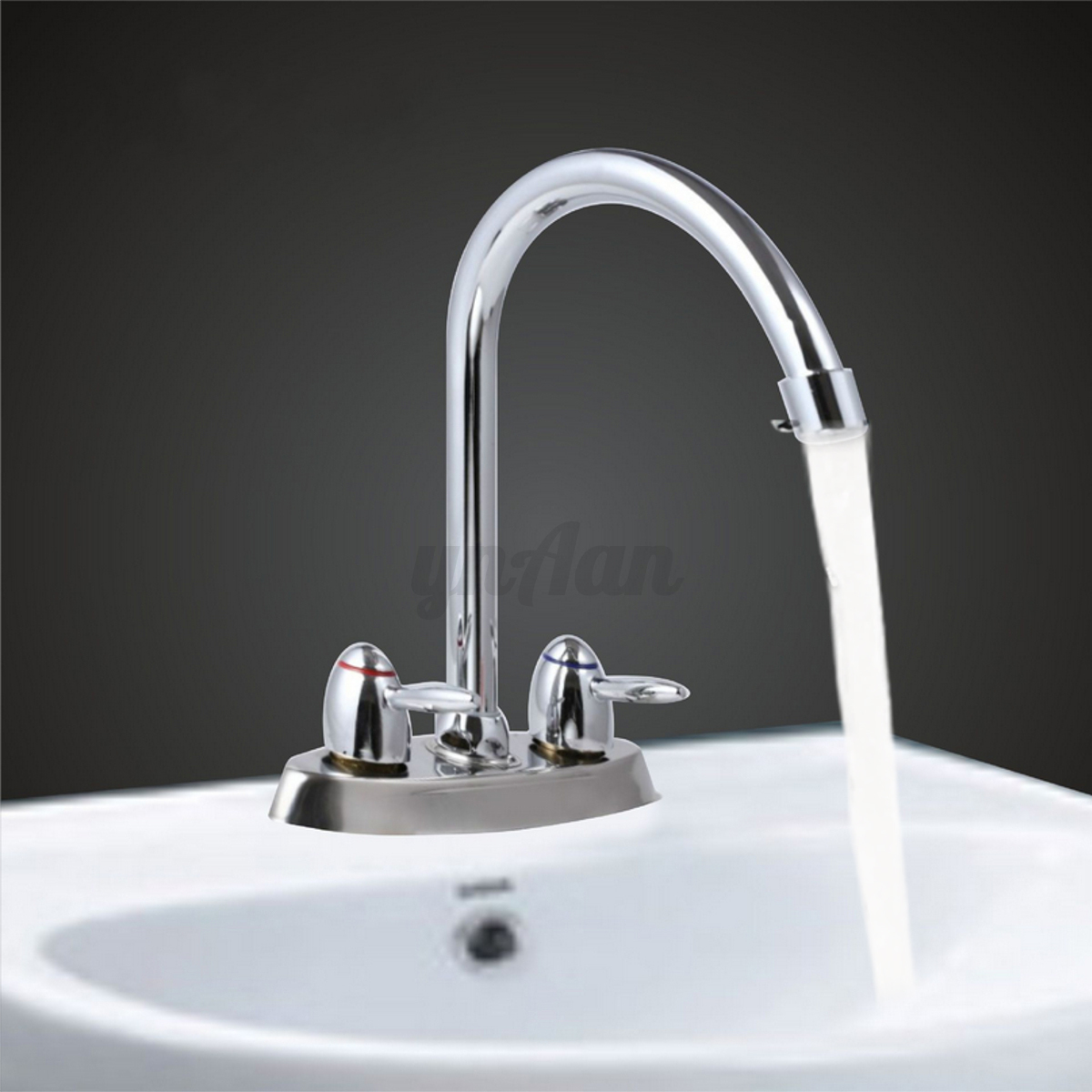 Kitchen Basin Sink Faucet Tap Mixer Spout Reverse Osmosis Drinking Water Filter Ebay