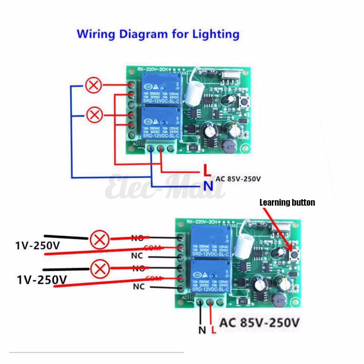 wiring 220v relay switch example electrical wiring diagram u2022 rh huntervalleyhotels co AC Relay Switch 220V Float Switch with Relay