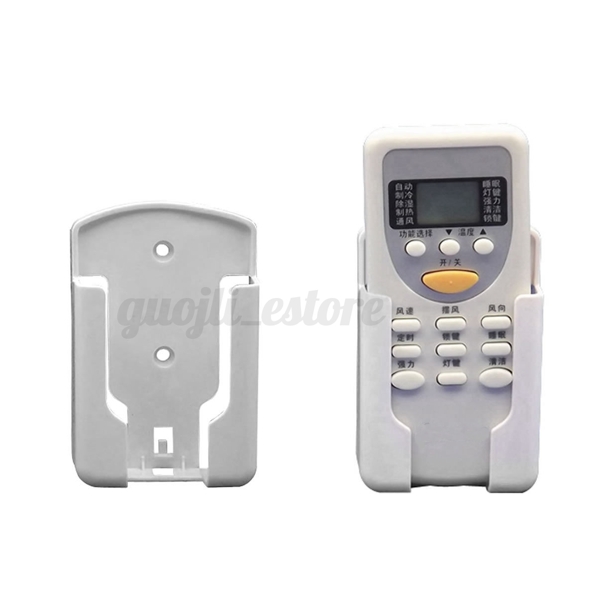Universal Air Conditioner Remote Control Holder Wall