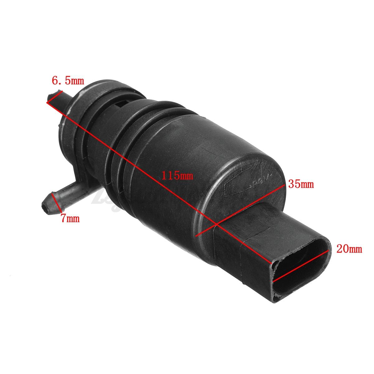 Windshield Washer Pump For Bmw E46 E38 E39 E60 E65 X3 E53