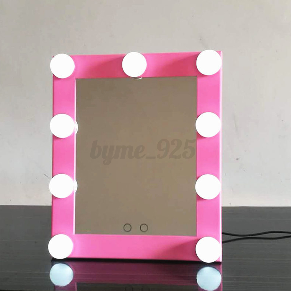 Vanity Mirror With Lights Dressing Room : Hollywood Makeup Mirror with lights Vanity lighted Beauty Mirror Dressing Room eBay