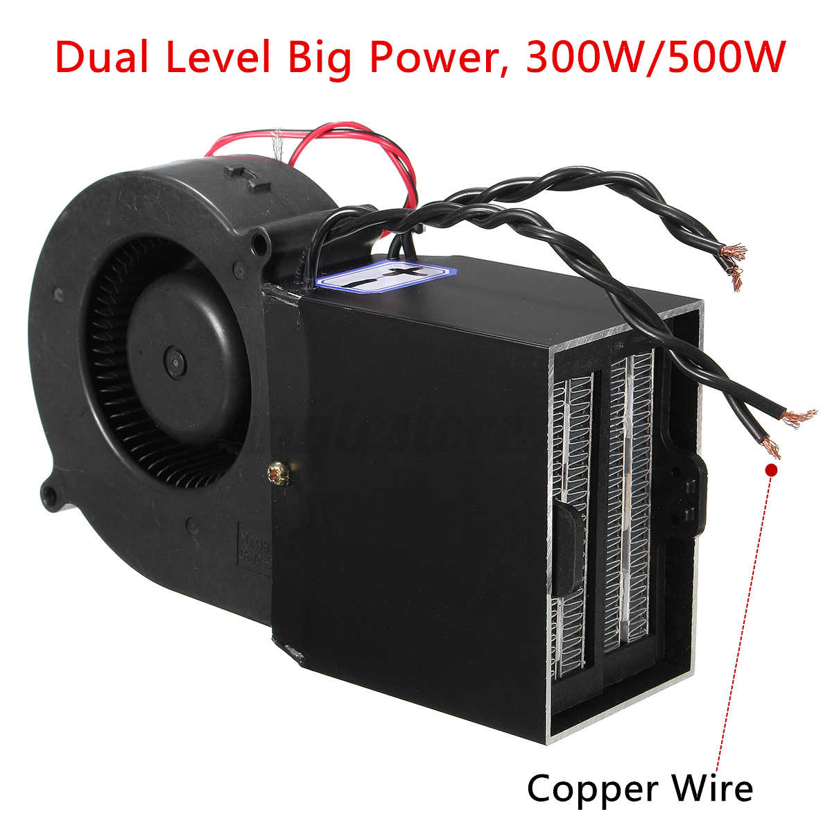 500w ptc safe car adjustable heating heater hot fan defroster demister dc 12v ebay. Black Bedroom Furniture Sets. Home Design Ideas