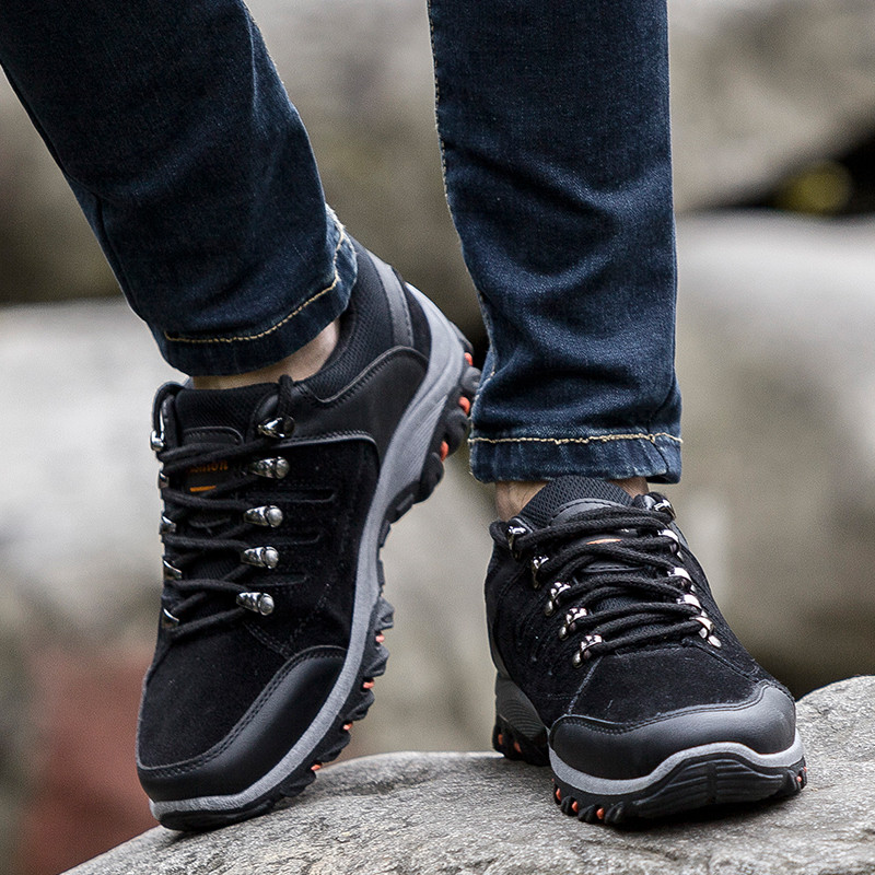 Mens Summer Hiking Shoes