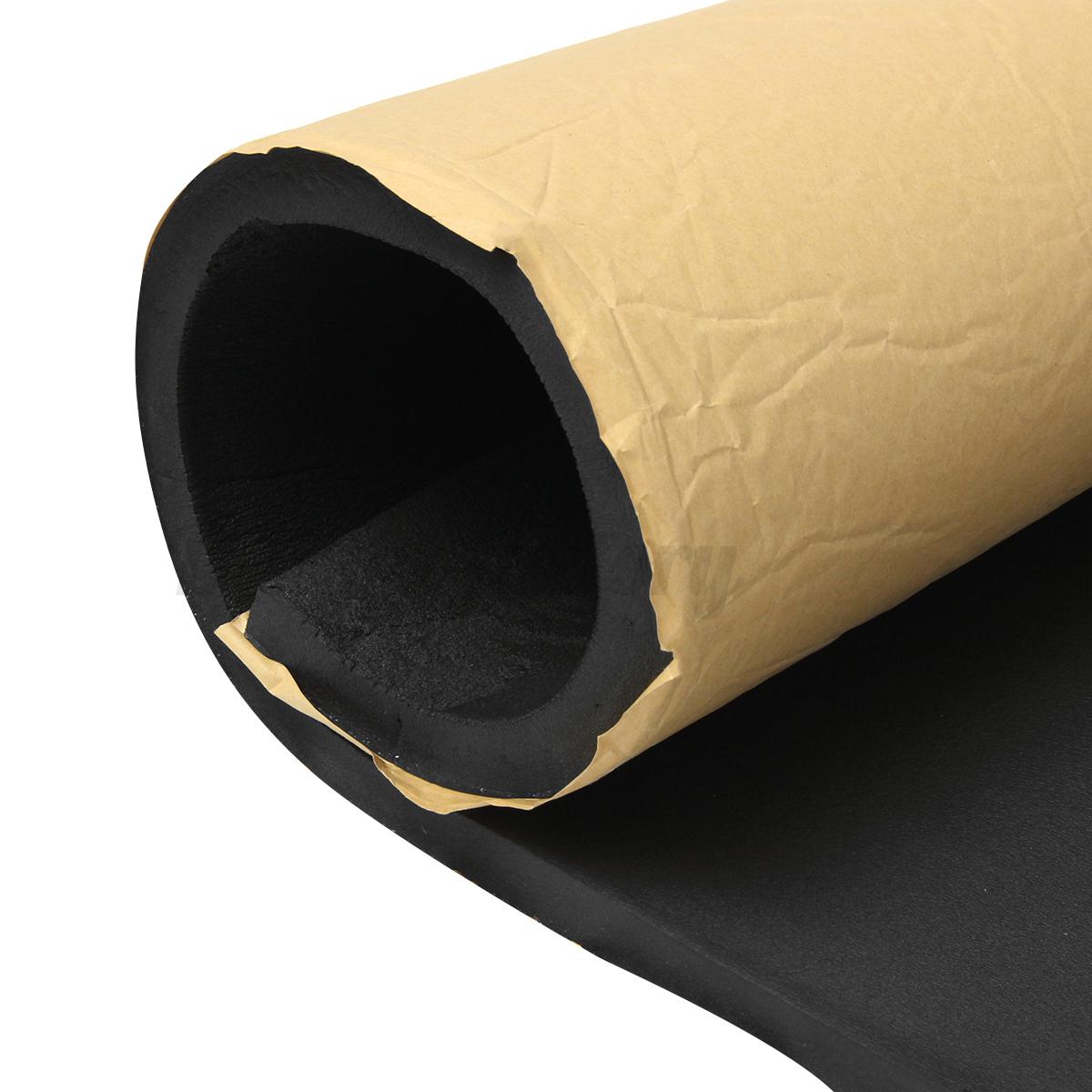 Foam Sound Insulation Panels : Ft mm car sound proofing deadening insulation roll
