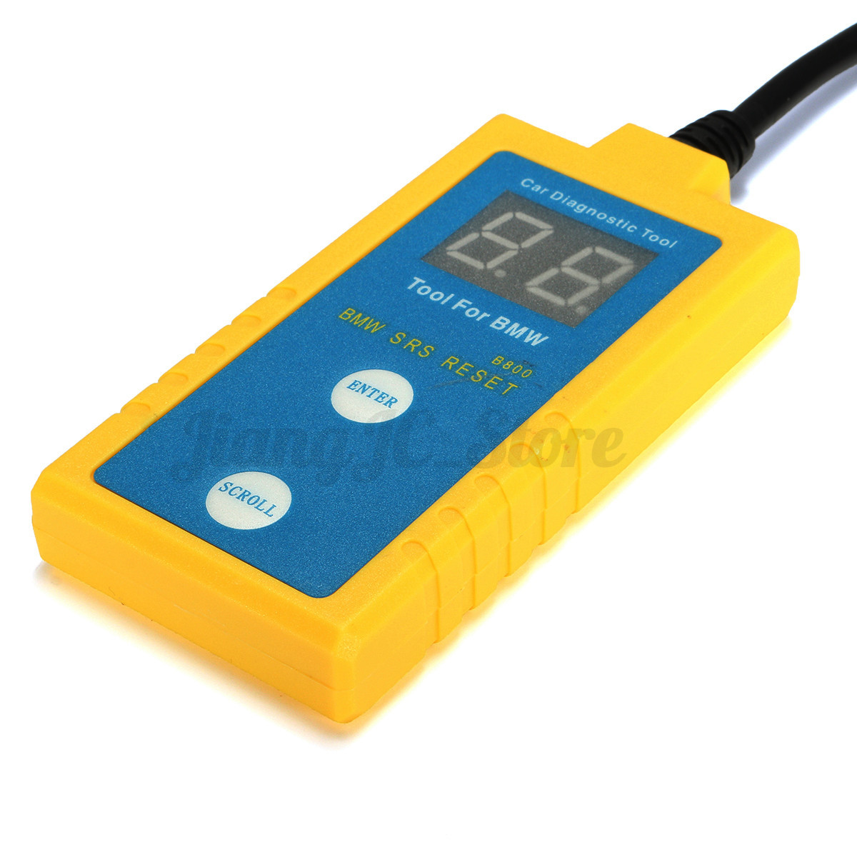 B800 Diagnostic Scanner Srs Airbag Odb2 Reset Reader Tool