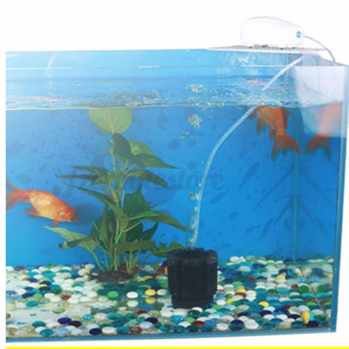 Aquarium Fish Tank Filter Biochemical Sponge Foam Oxygen