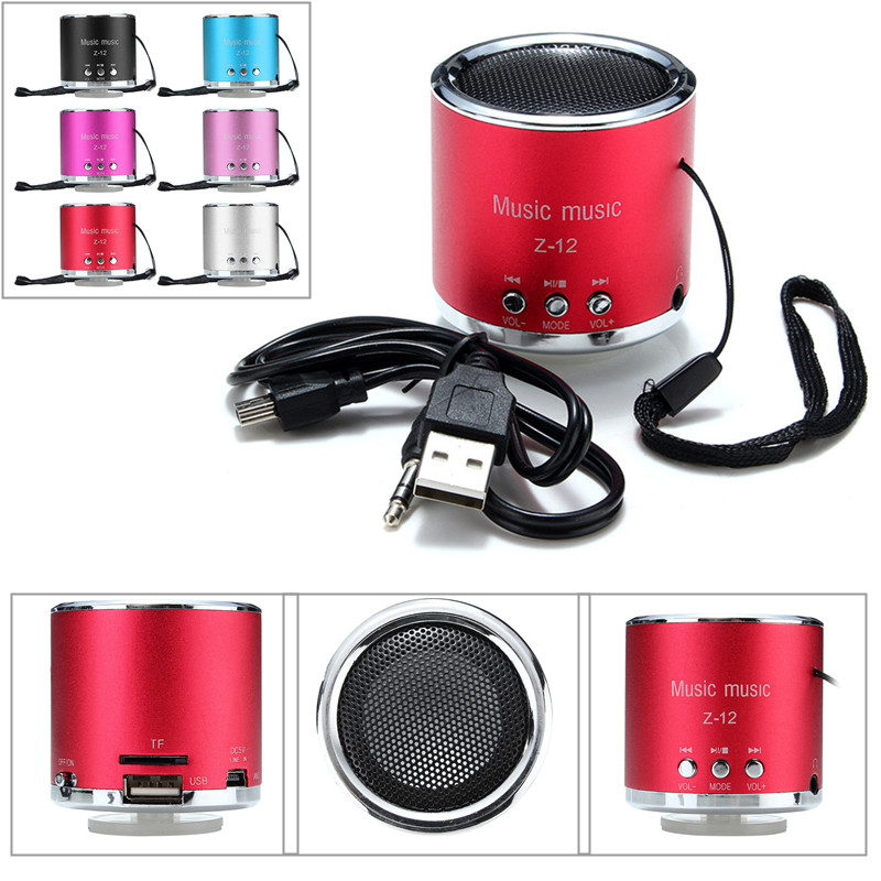 mini usb enceinte haut parleur speaker portable pour. Black Bedroom Furniture Sets. Home Design Ideas