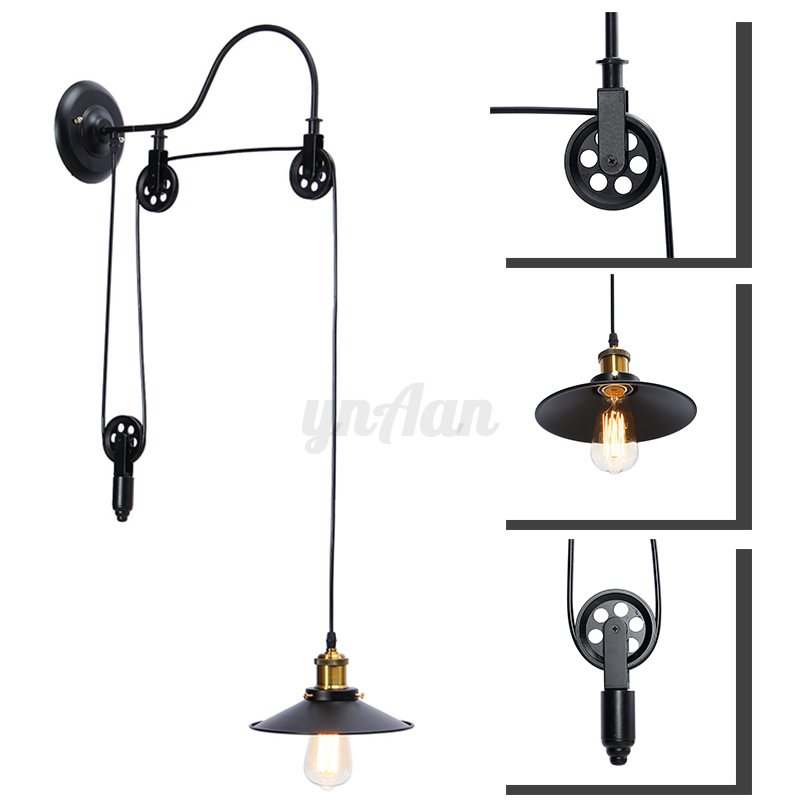 wire gauge and wattage photo album wire diagram images inspirations retro hanging ceiling light industrial pendant retractable pulley retro hanging ceiling light industrial pendant retractable pulley