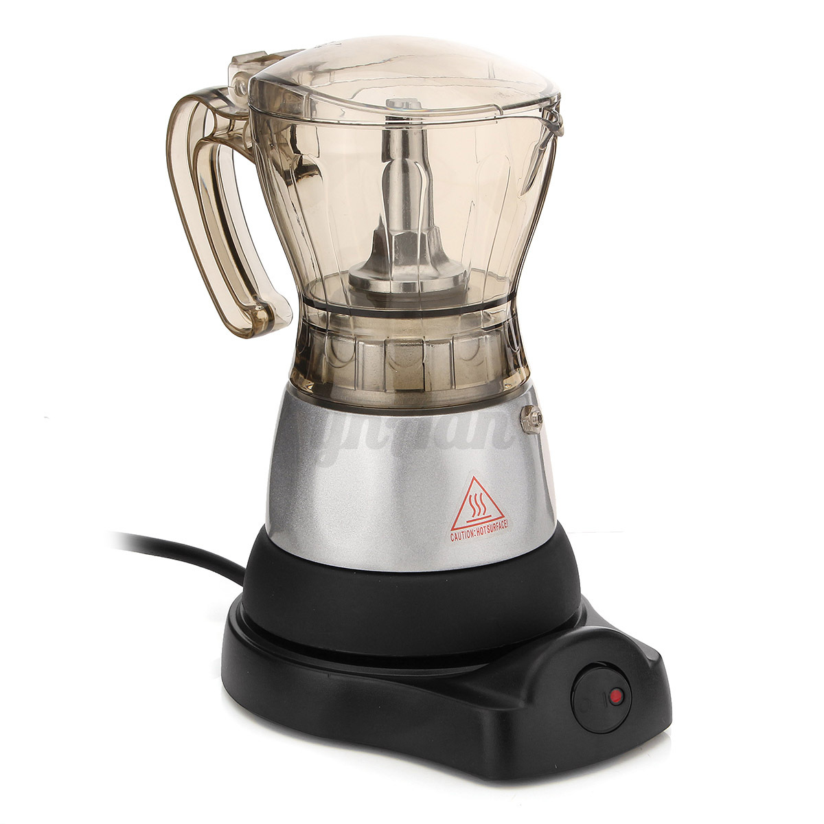 Coffee Maker Home Automatic Handmade Stainless Steel 4 Cup