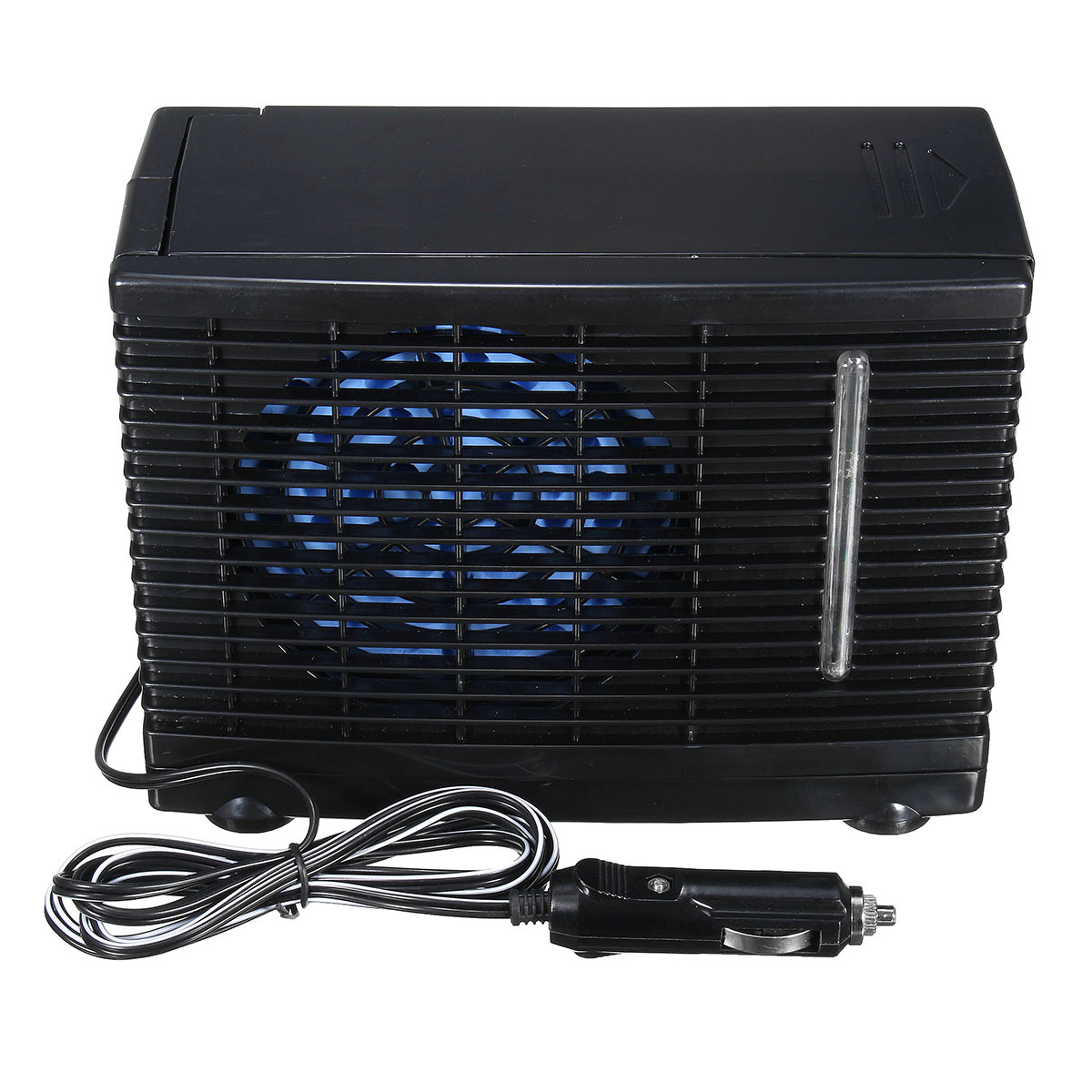 12Volt Water Ice Evaporative Air Conditioner Home Vehicle Car Cooler  #2061AB