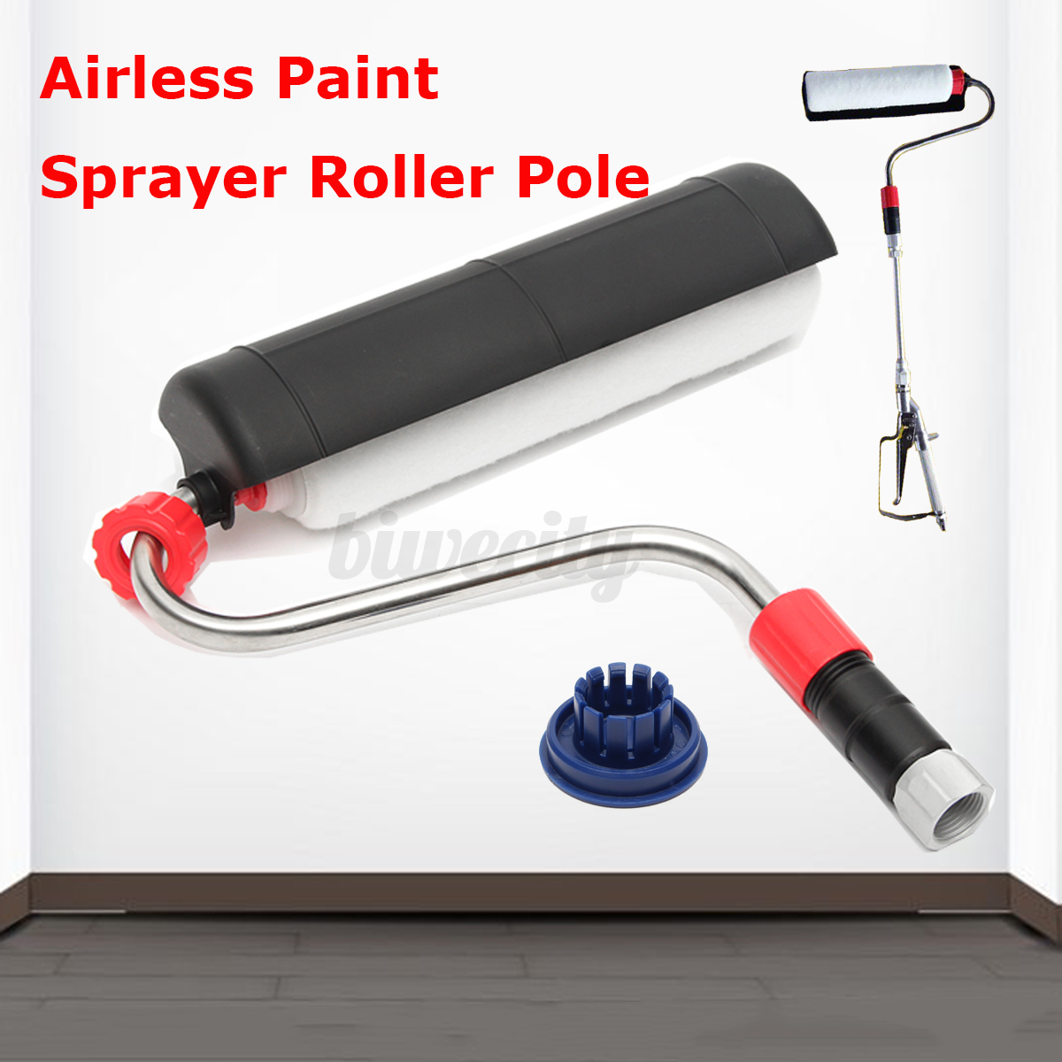 how to use wagner airless paint sprayer