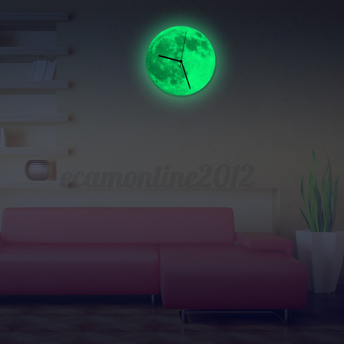 how to make a room glow in the dark