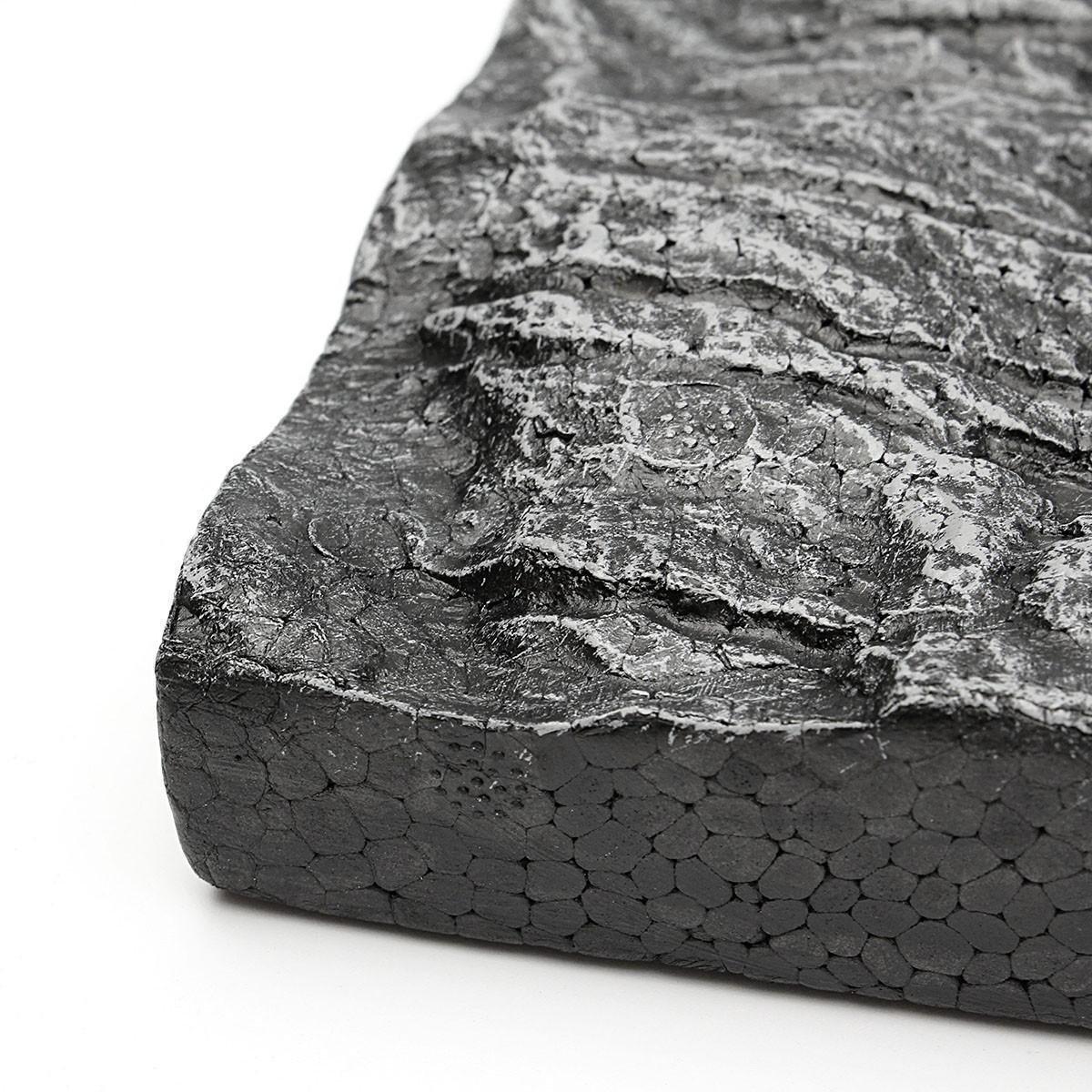 Terrarium Steine Kaufen : 2stk 3d aquarium hintergrund terrarium r ckwand steine ~ Michelbontemps.com Haus und Dekorationen