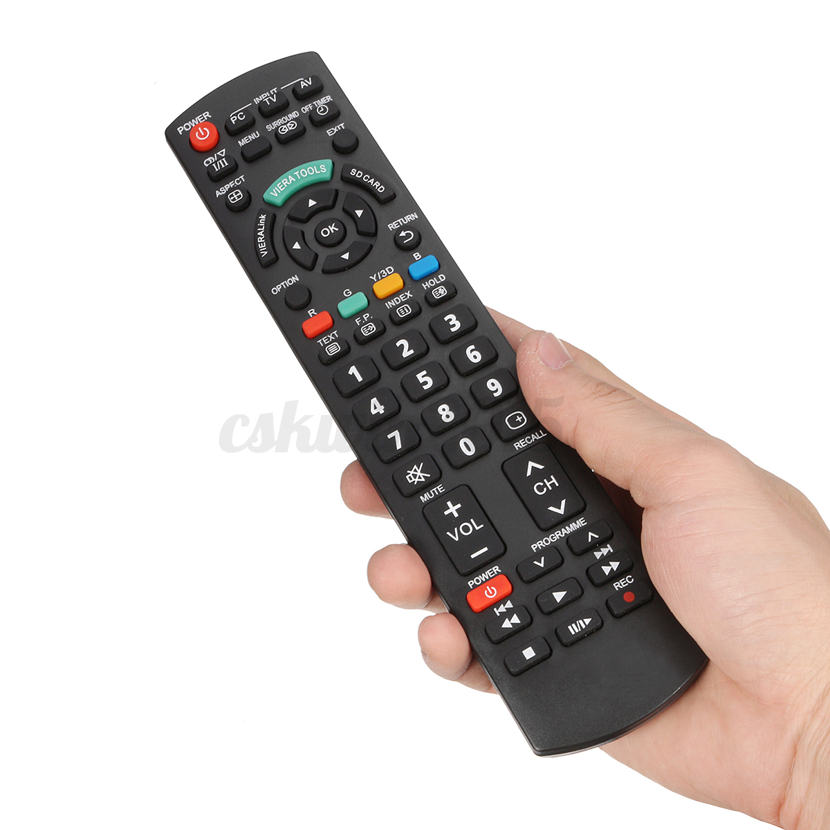 Universal Remote Control Controller For Panasonic Viera