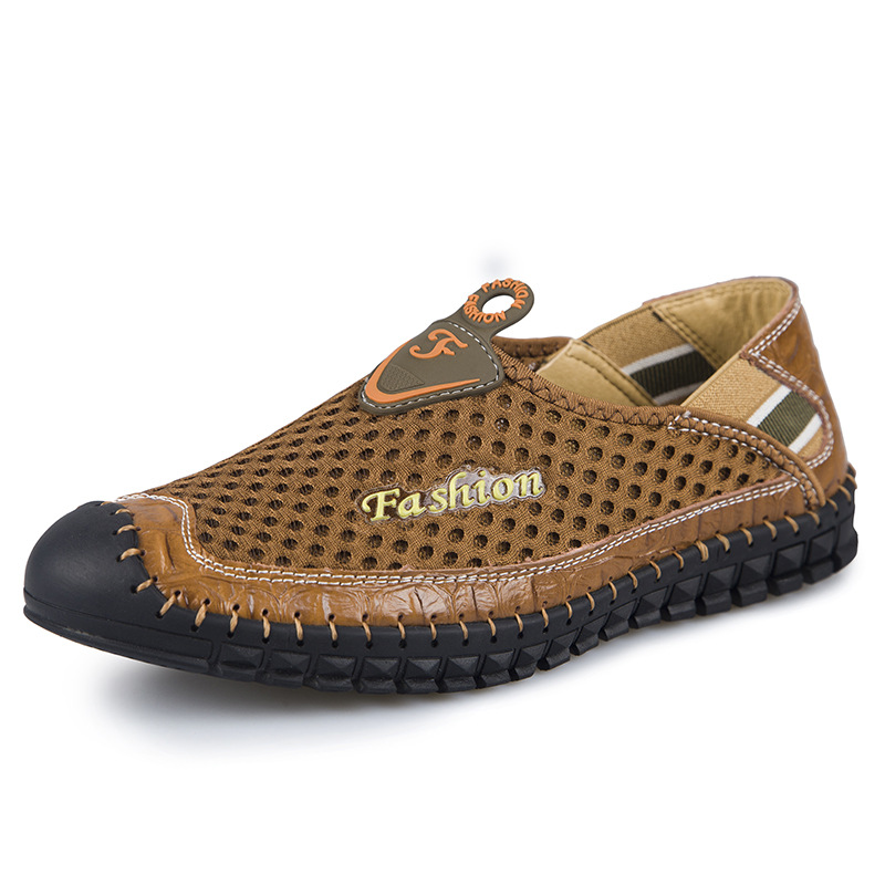 Slip On Leather Shoes India