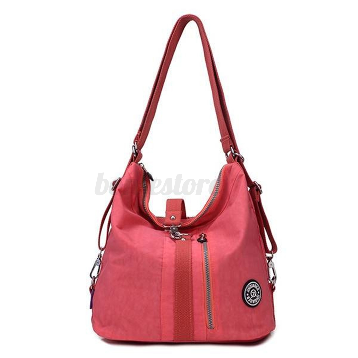 Fashion Women Nylon Crossbody Bag Casual  Backpack Shoulder Travel Waterproof