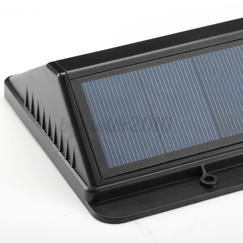 ARILUX-AL-SL05-62-LED-Lampe-Solaire-Etanche-Detecteur-Mouvement-Exterieur-IP65 miniature 9