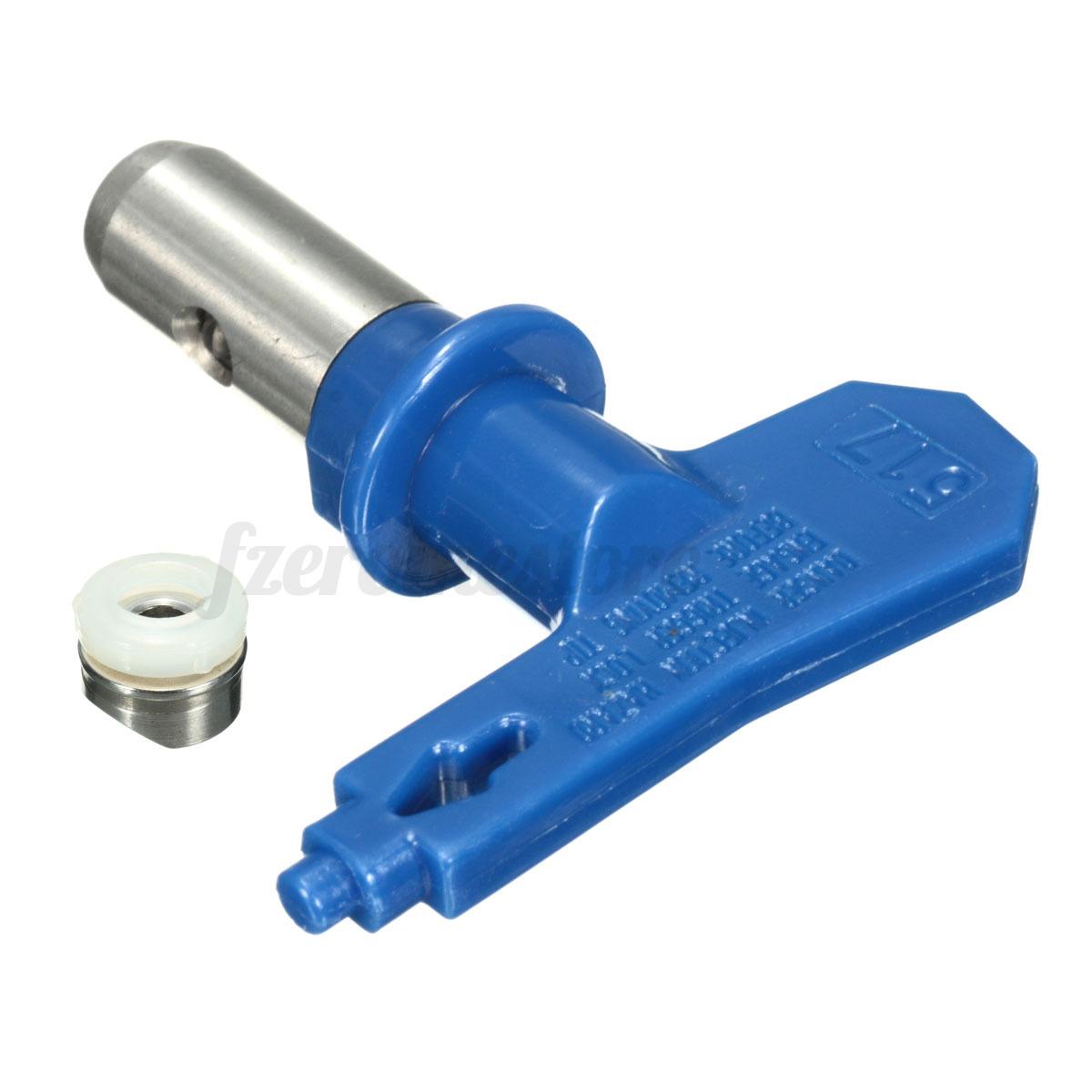 size 517 airless spray tip for graco titan wagner gun paint sprayer. Black Bedroom Furniture Sets. Home Design Ideas