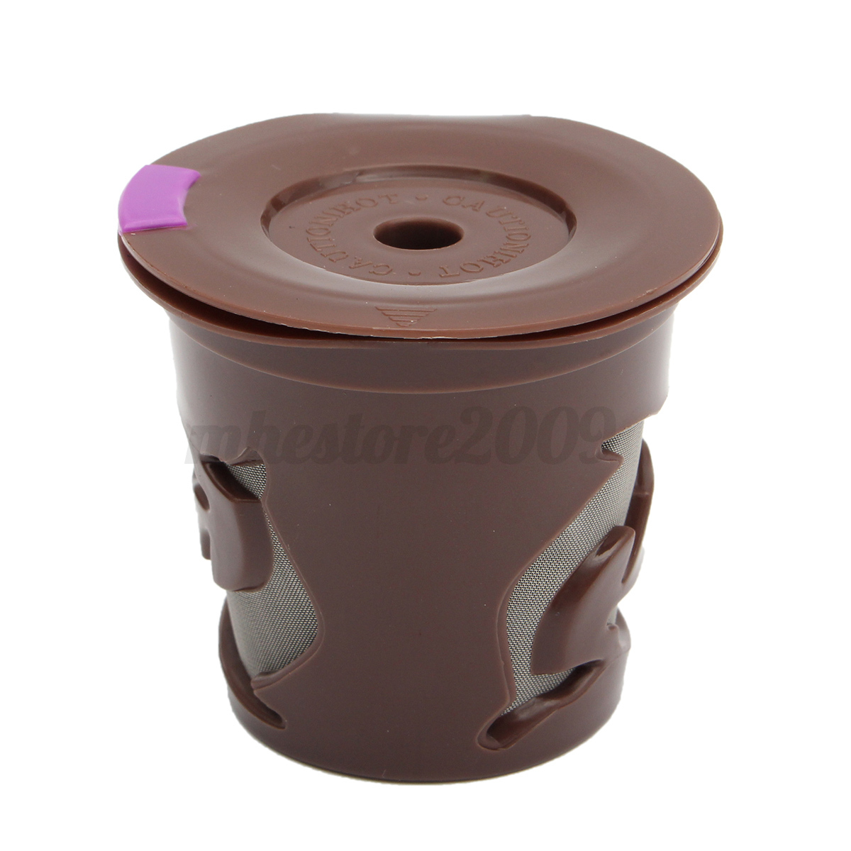 Refillable Coffee Maker Capsule Reusable K-cup Filter For ...