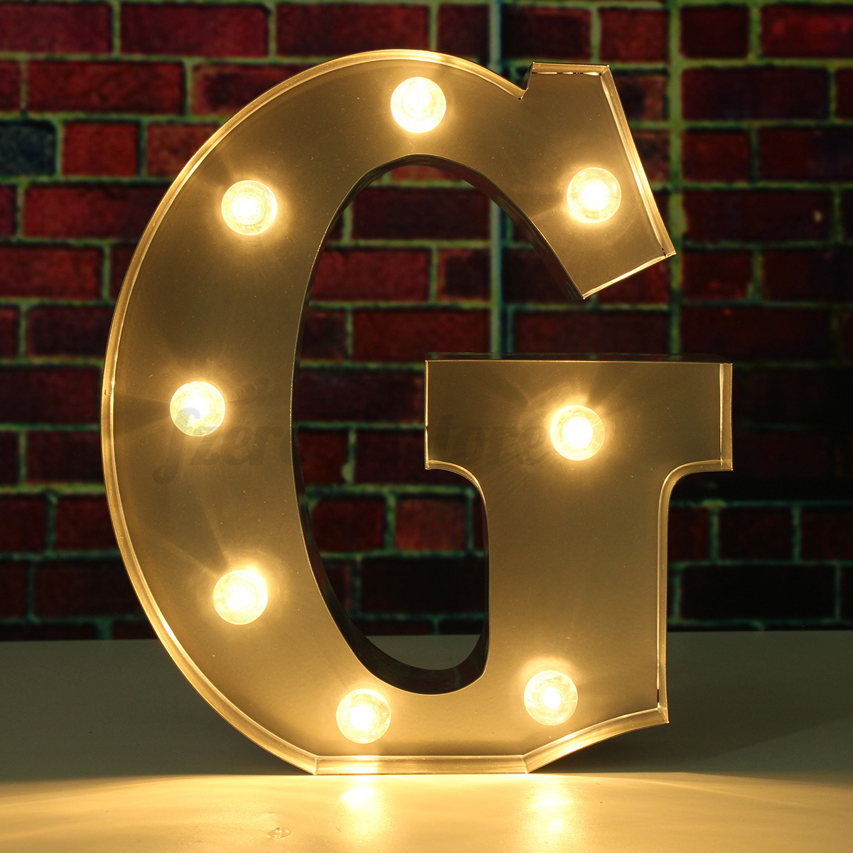 9 metal led marquee letter lights vintage circus style alphabet 9 039 039 metal led marquee letter lights biocorpaavc Image collections