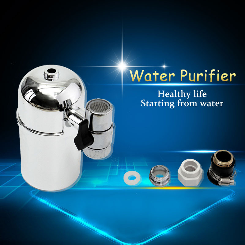 Warmtoo Activated Carbon Kitchen Faucet Tap Filtration Water ...