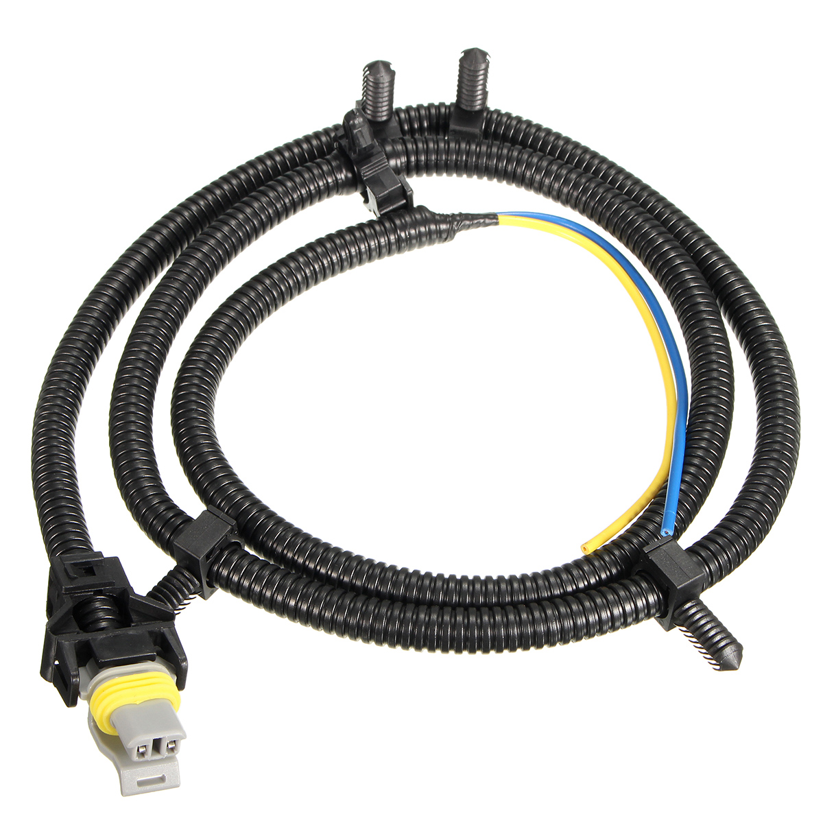 10340314 abs wheel speed sensor harness wire plug pigtail for buick gm chevy new ebay. Black Bedroom Furniture Sets. Home Design Ideas
