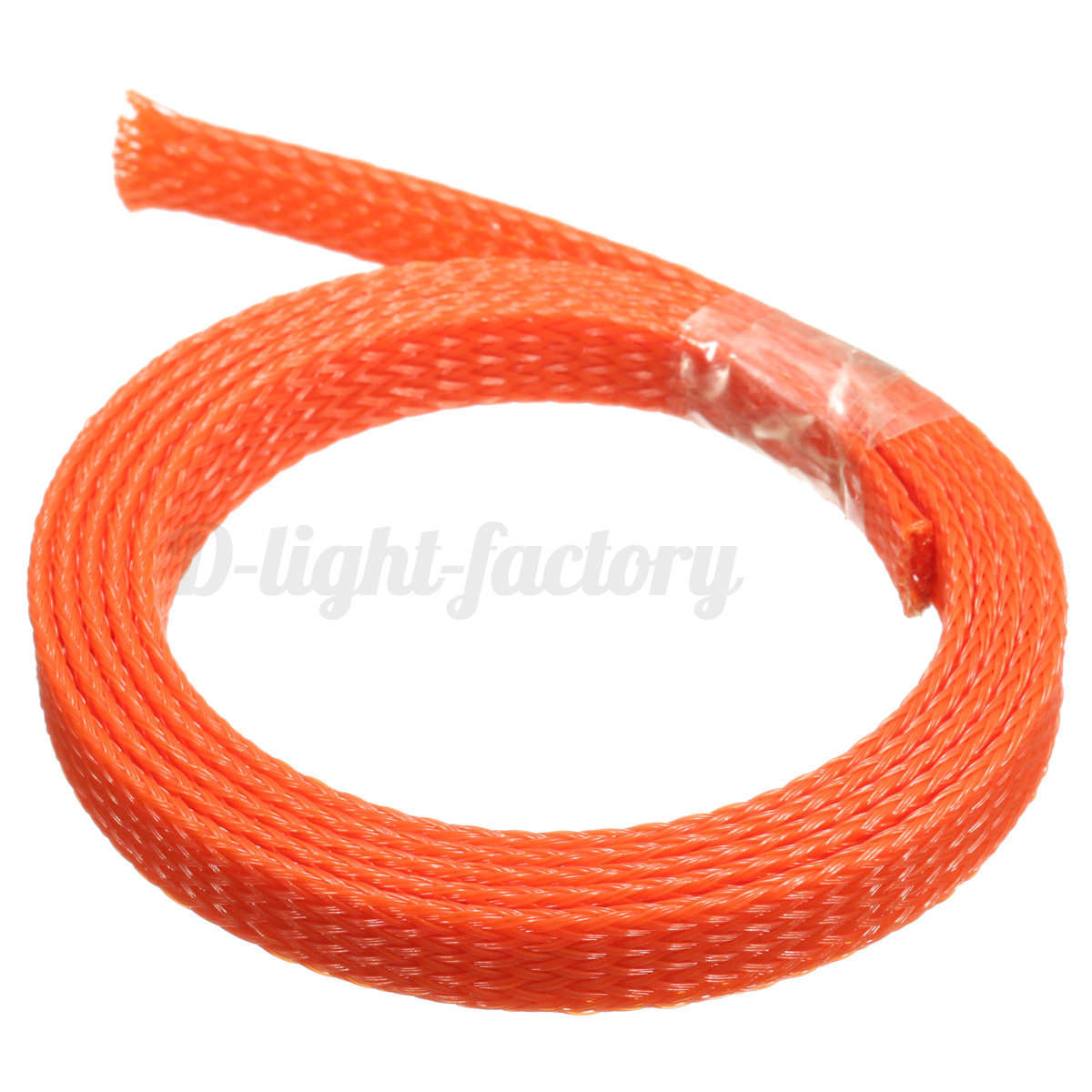 1pcs 1m 8mm Braided Wire Tidy Mesh Expandable Sleeving Cable Wire ...