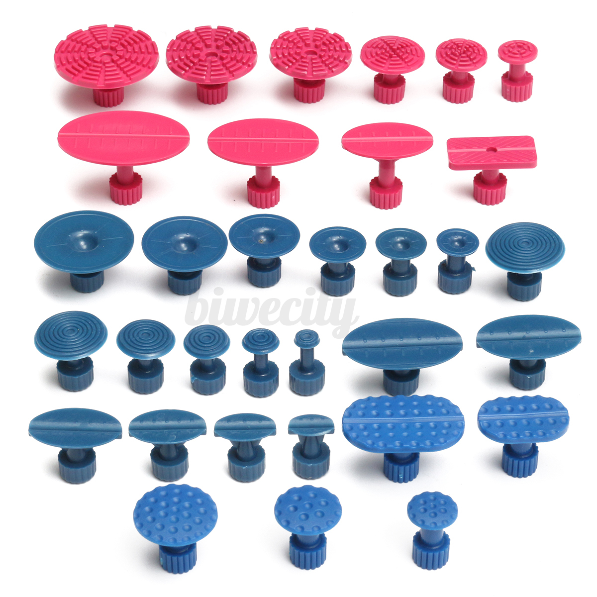 Car-Puller-Lifter-Paintless-Hail-Repair-Body-Glue-Tab-Dent-Removal-Set-pdr-Tools