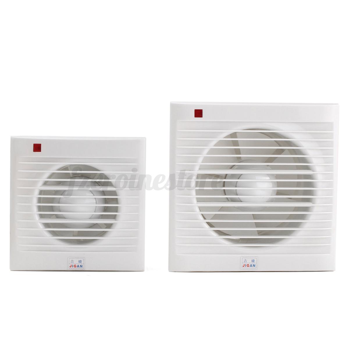 Aspiratore aria da muro estrattore ventola elimina odori - Bagno senza finestra odori ...