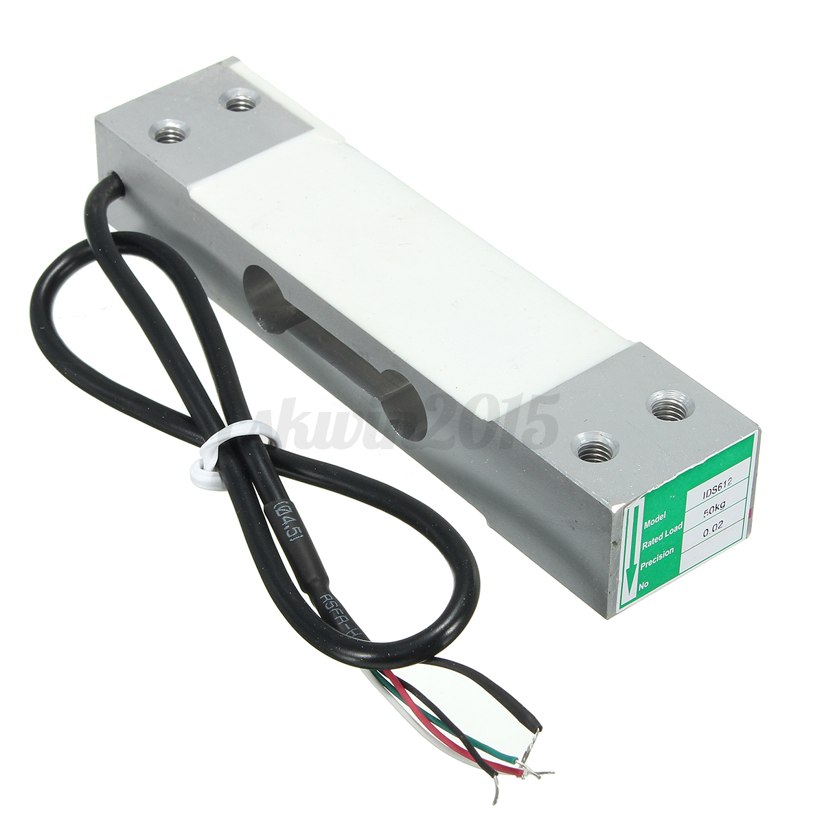 50kg Parallel Beam Load Cell Sensor Weighting Scale Sensor W   Shielding Cable