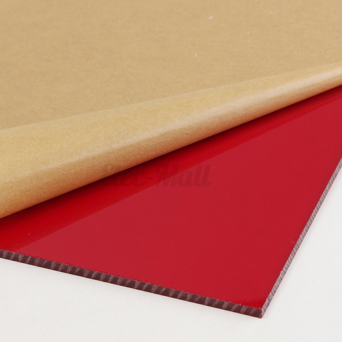 5mm Thick Plastic Panel Clear Acrylic Plexiglass Sheets
