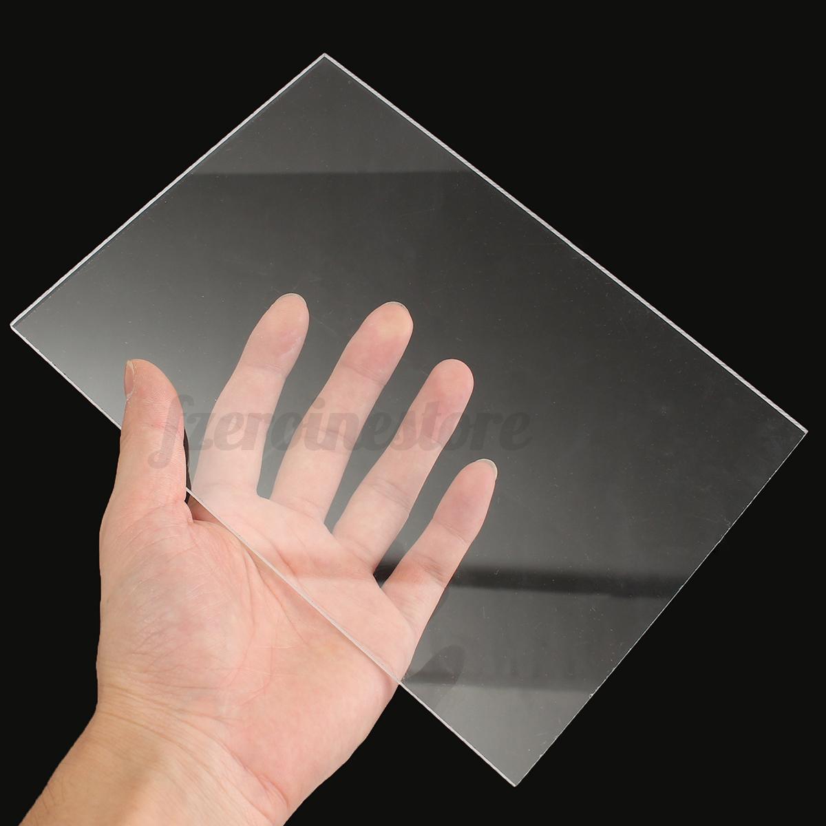 3 10mm acrylglas plexiglass acrylscheiben zuschnitt acryl. Black Bedroom Furniture Sets. Home Design Ideas