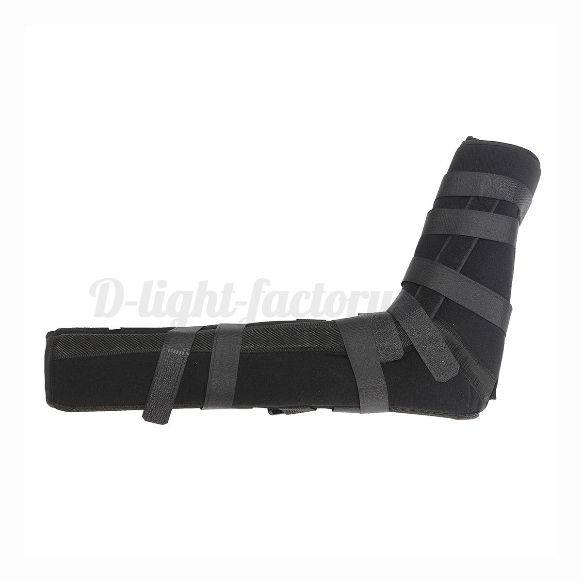 Arm-Elbow-Shoulder-Padded-Sling-Brace-Support-Splint-Strap-Comprehension-Relief