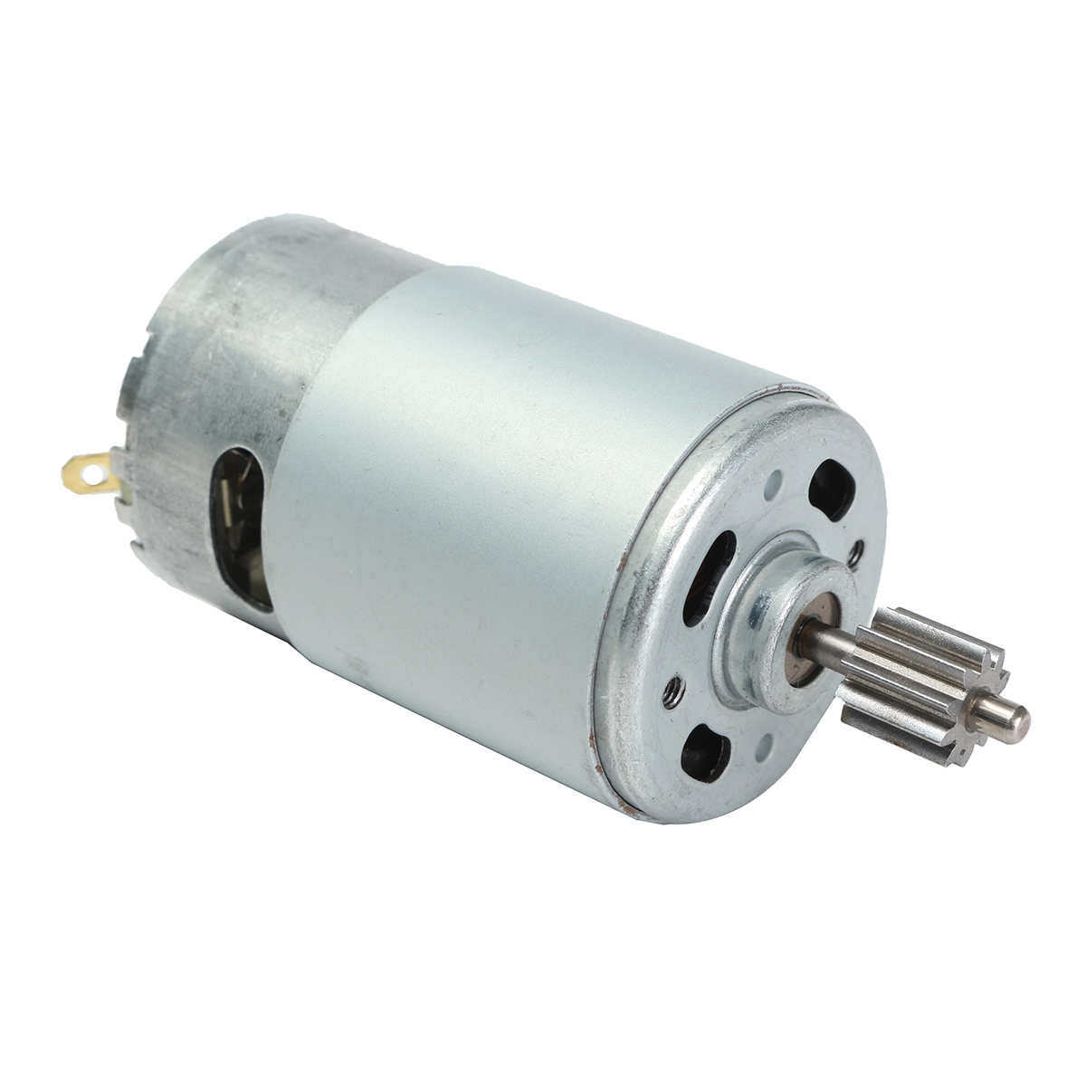 how to make load test the ho 12 v motor