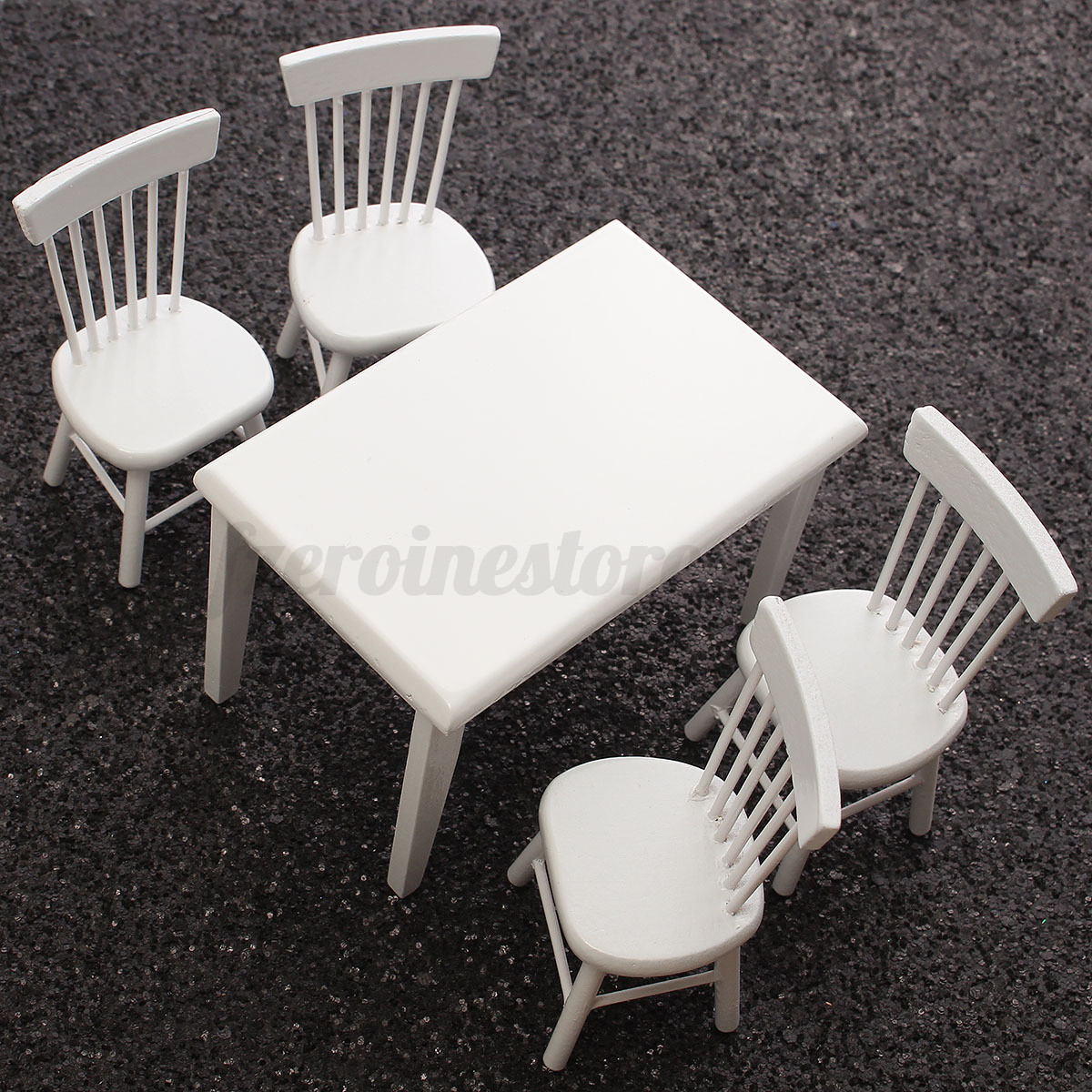 1 12 Scale Diy Dollhouse Miniature Furniture Accessories For Home Decor Ebay