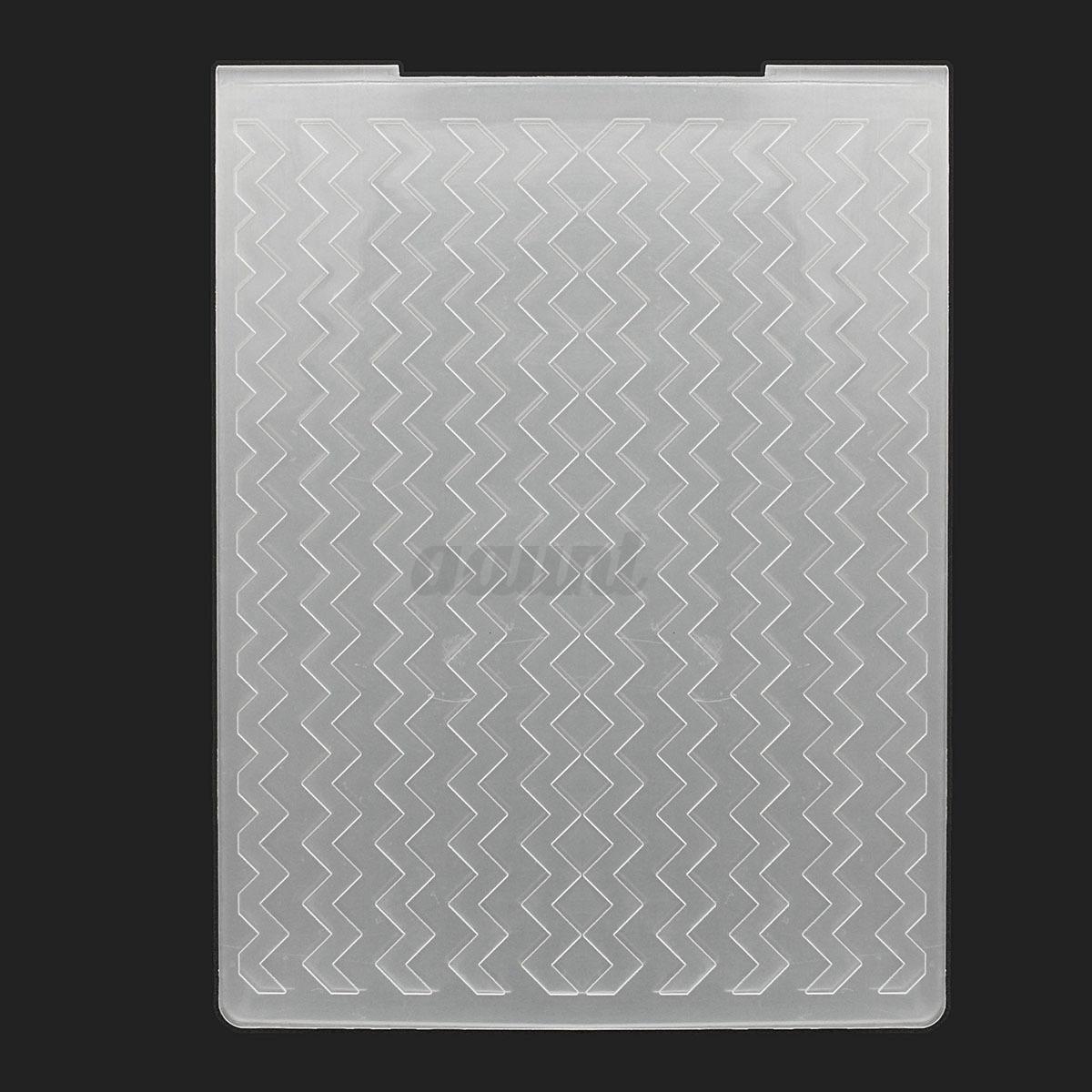 plastic embossing folder diy scrapbooking album card cutting dies template craft ebay. Black Bedroom Furniture Sets. Home Design Ideas