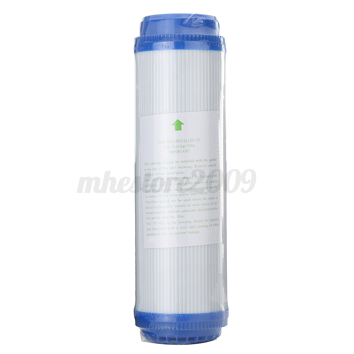 Dual whole house reverse osmosis water filter purifier for Garden water filter