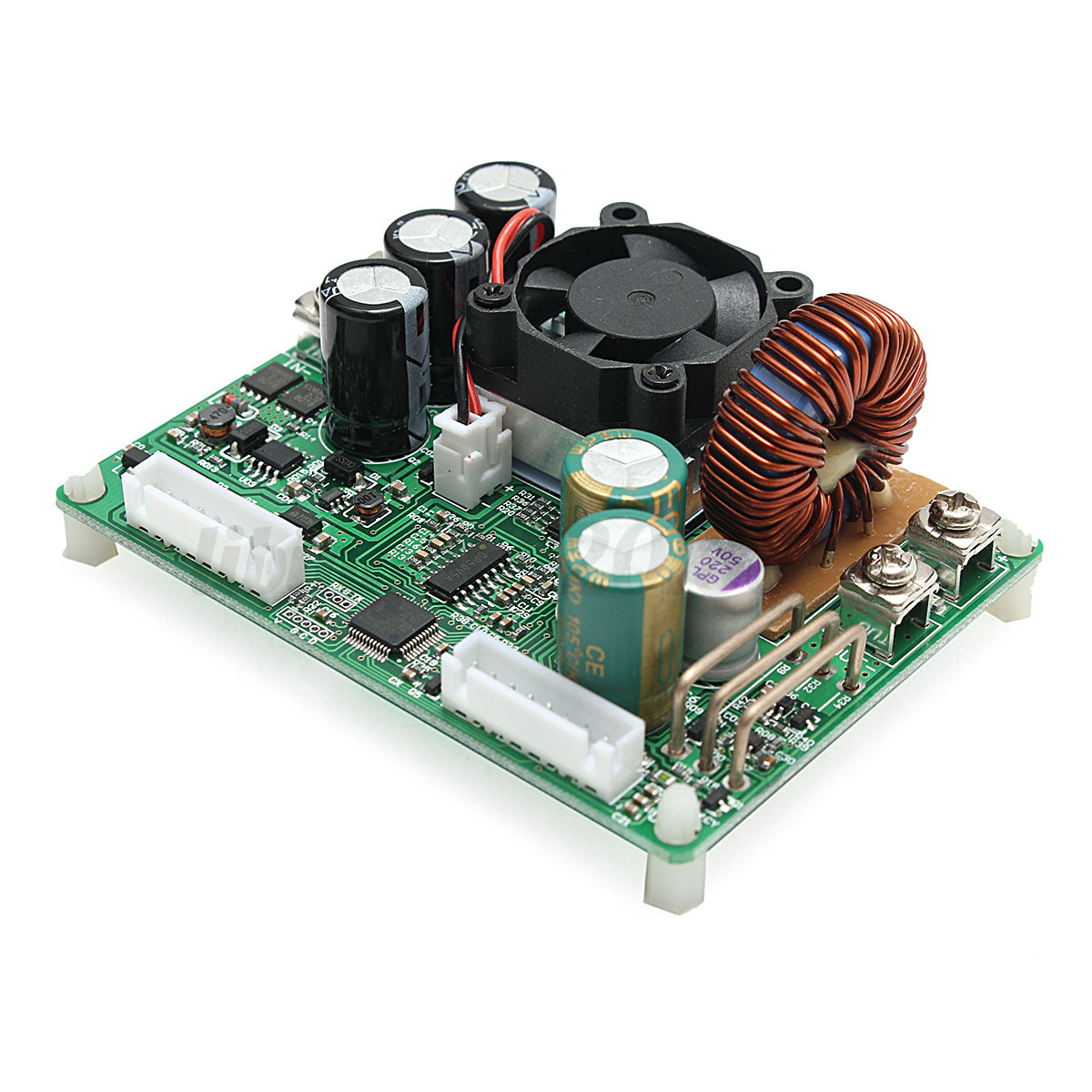 Stromversorgungsmodul LCD konstante Spannung Stromregler ...