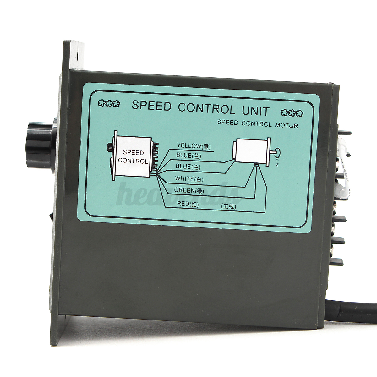 Ac 220v 50hz Electronic Tool Motor Speed Controller