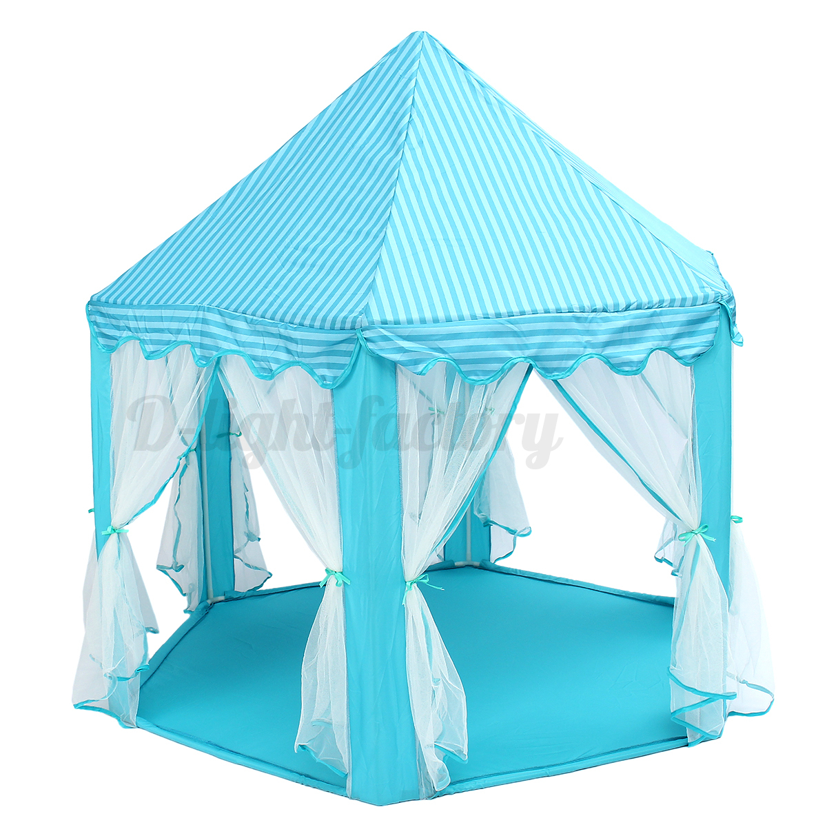 Princess Party Pop Up Play Tent Castle Playhouse Wigwam