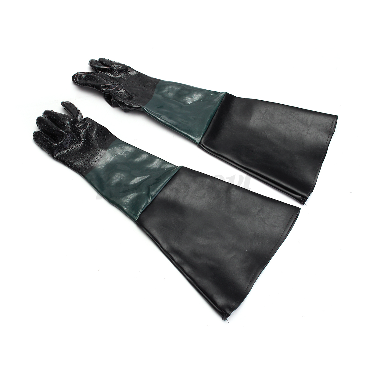 1 Pair Of Rubber Latex Gloves Replacement 24 Quot For