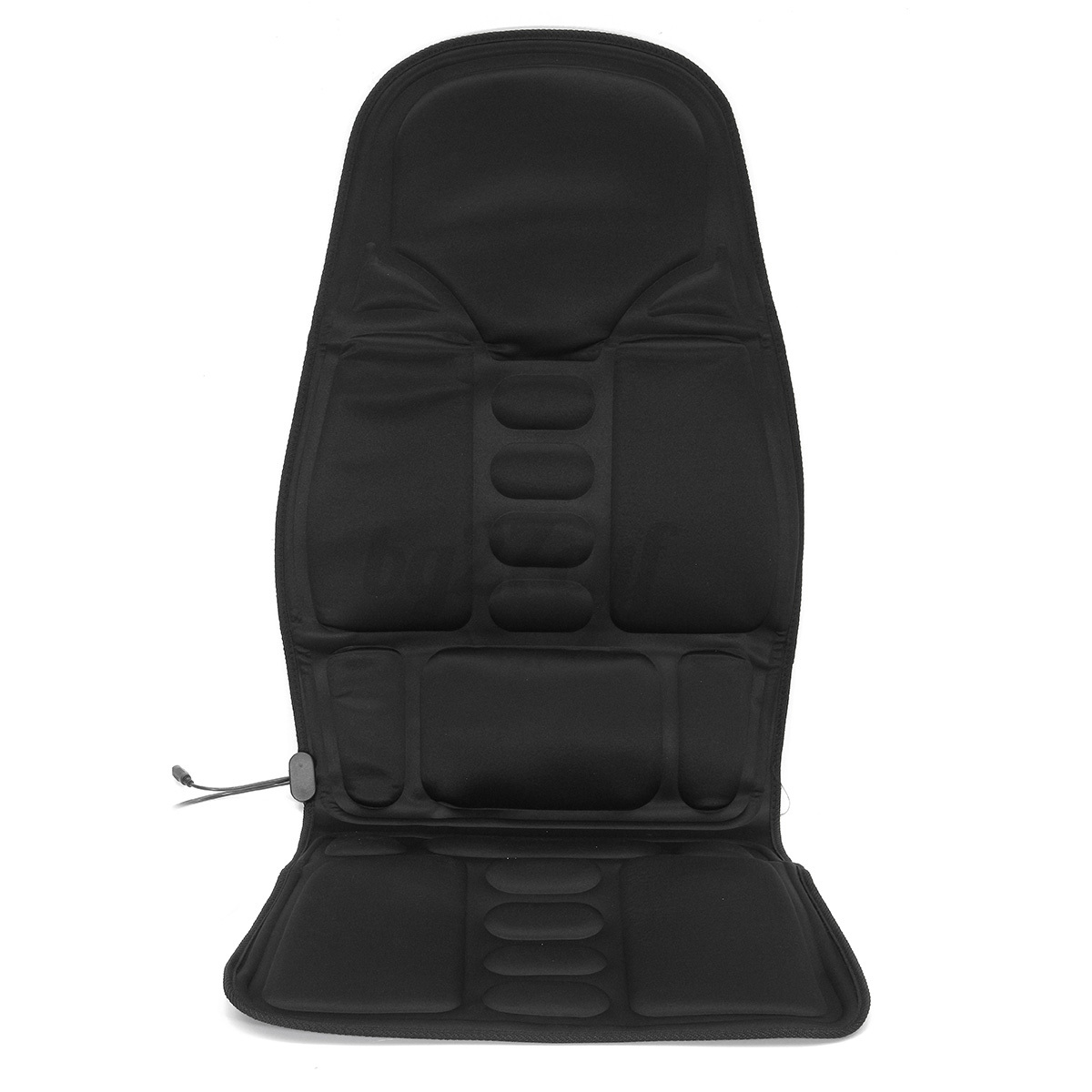 8 mode massage seat cover heated heat back neck cushion car seat chair massager ebay. Black Bedroom Furniture Sets. Home Design Ideas