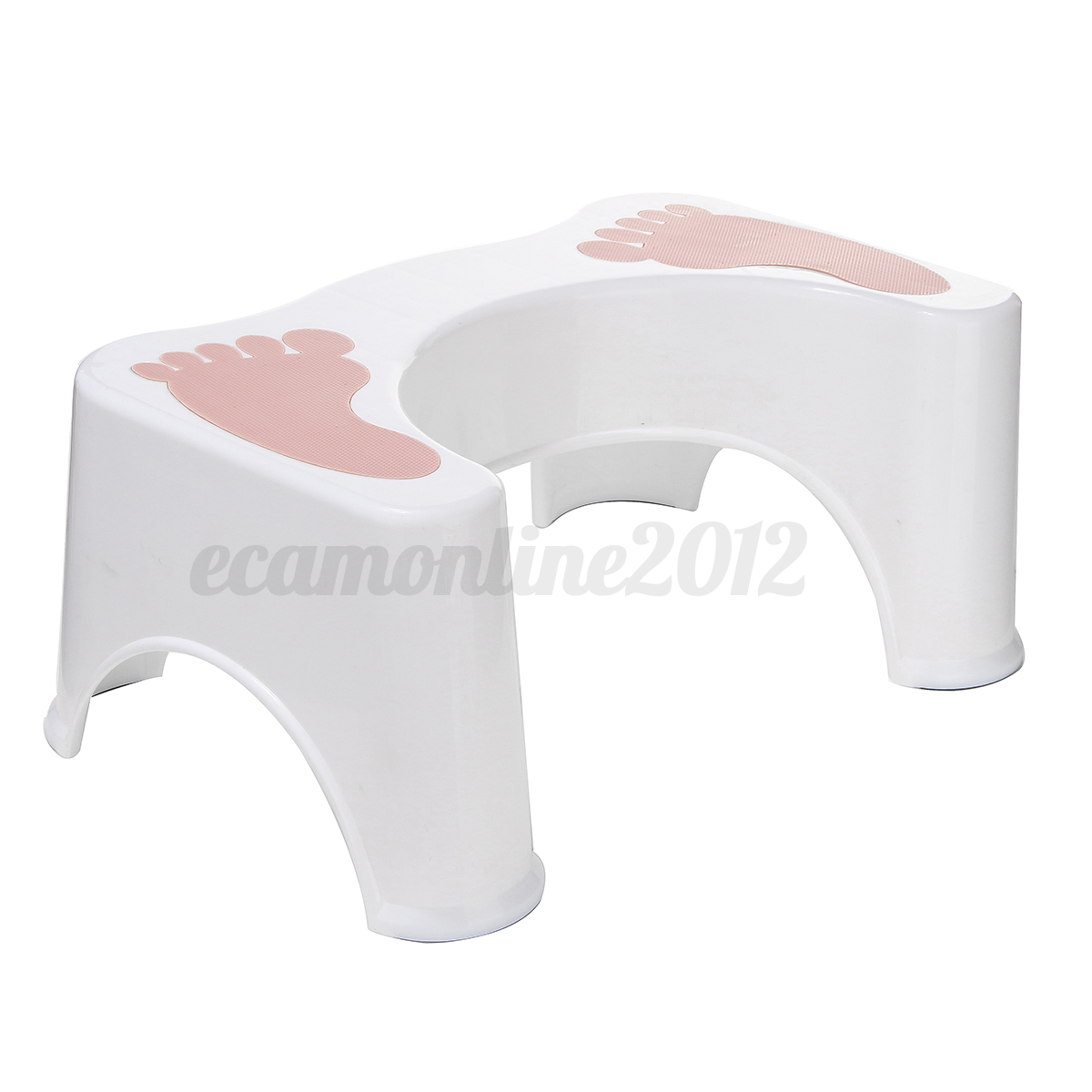 Non Slip Squatty Potty Toilet Step Stool Bathroom Aid