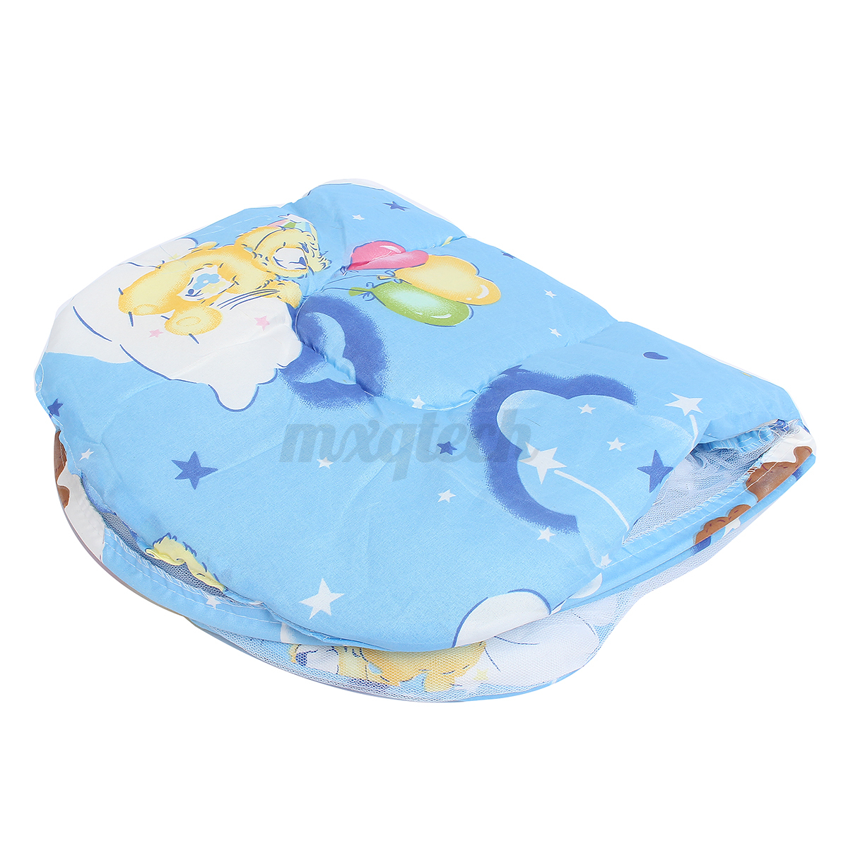 foldable baby infant mosquito nets tent mattress bed crib netting canopy pillow