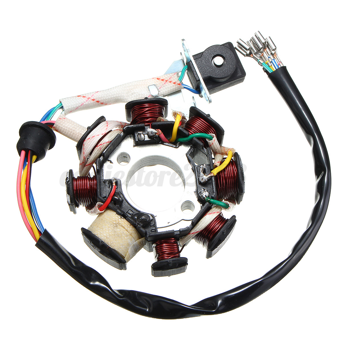 125 150 200 250cc Cdi Wire Harness Stator Assembly Wiring