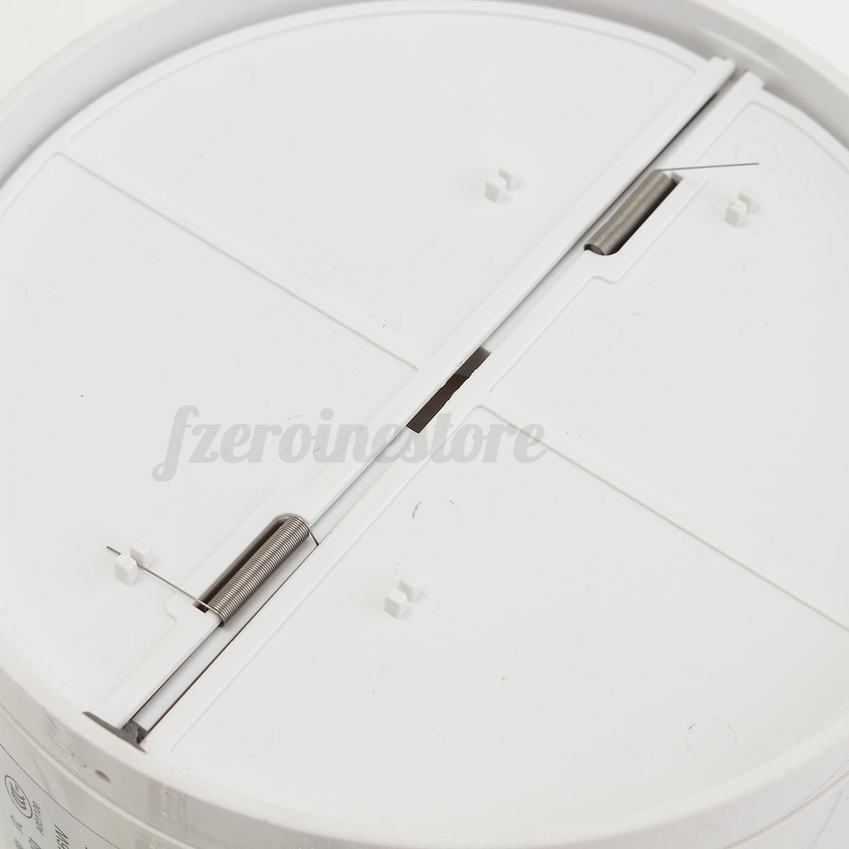 5 bad l fter wand abluft ventilator fan badl fter fenster k chen wc leise 120mm ebay. Black Bedroom Furniture Sets. Home Design Ideas