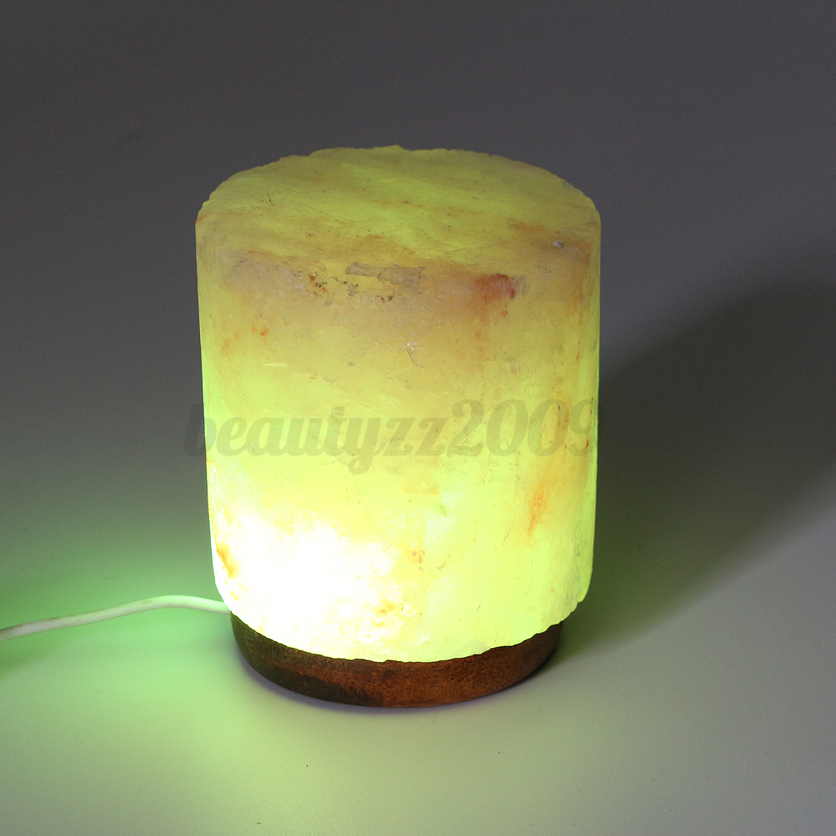 What Colors Do Salt Lamps Come In : 7 Colors LED Himalayan Natural Salt Lamp Crystal Rock Air Purifier Night Light eBay