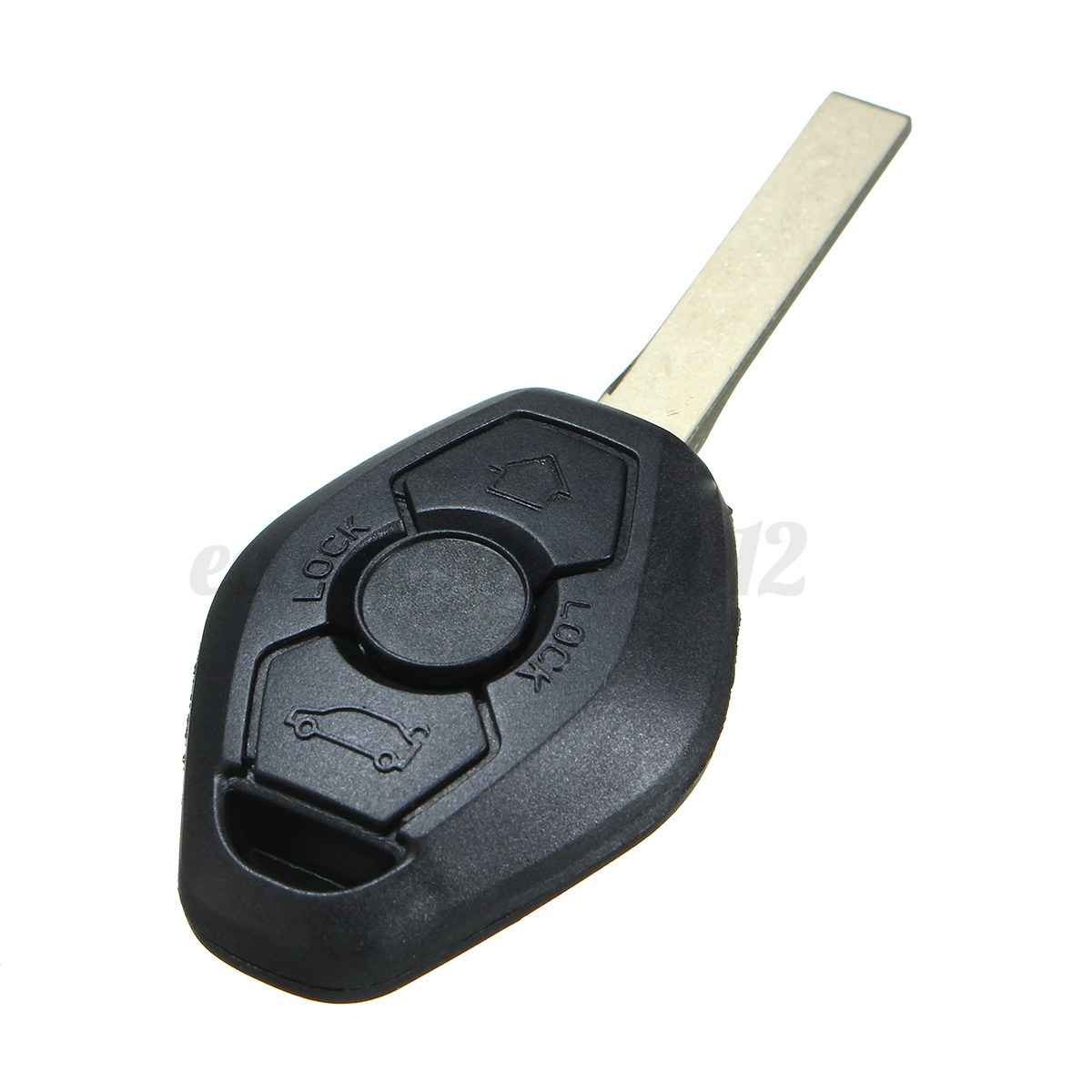 3 Button Remote Key Fob Case Repair For Bmw E46 3 5 7 Z3